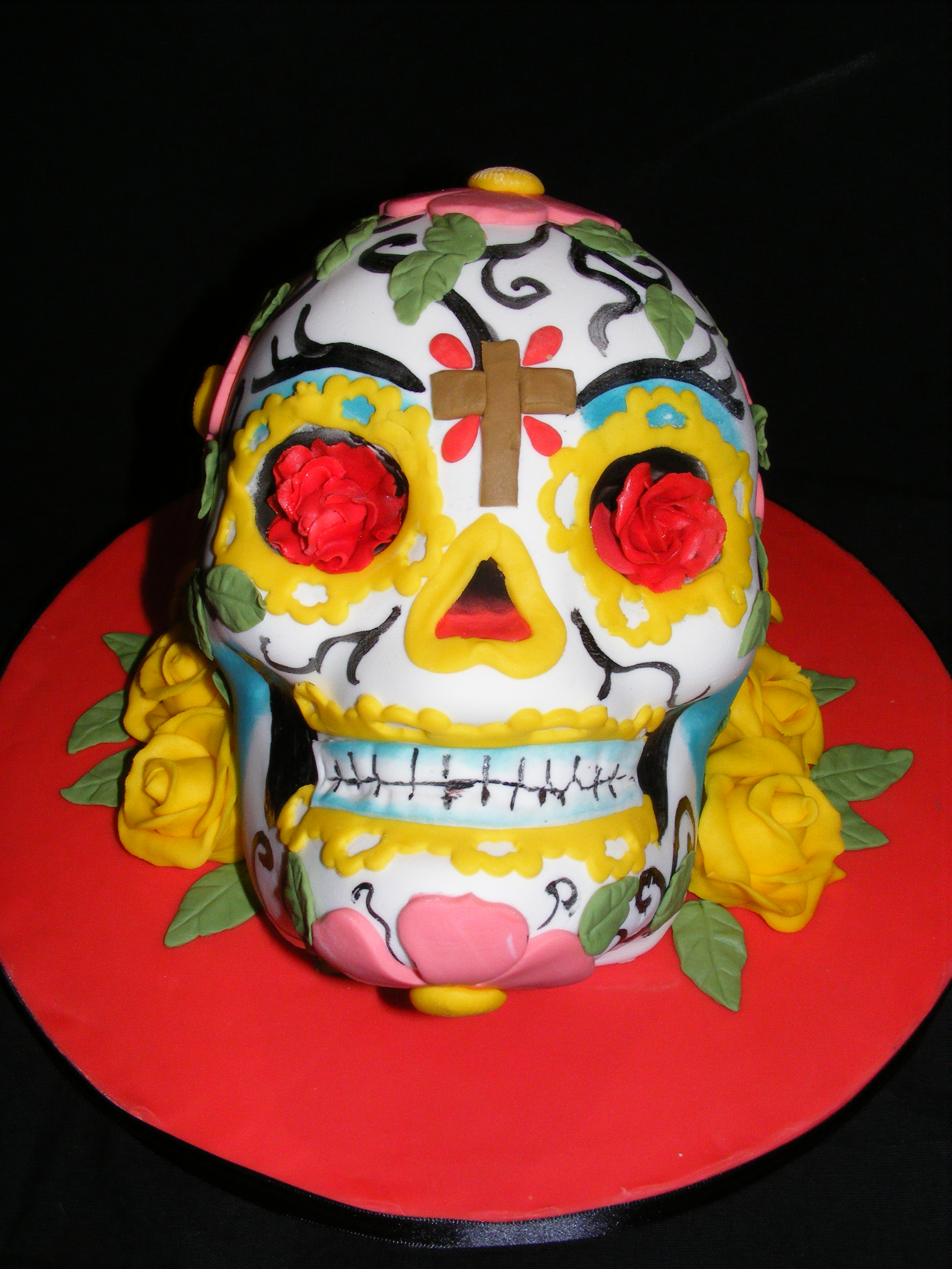 Wilton 3d Skull Cake Tin Product Review