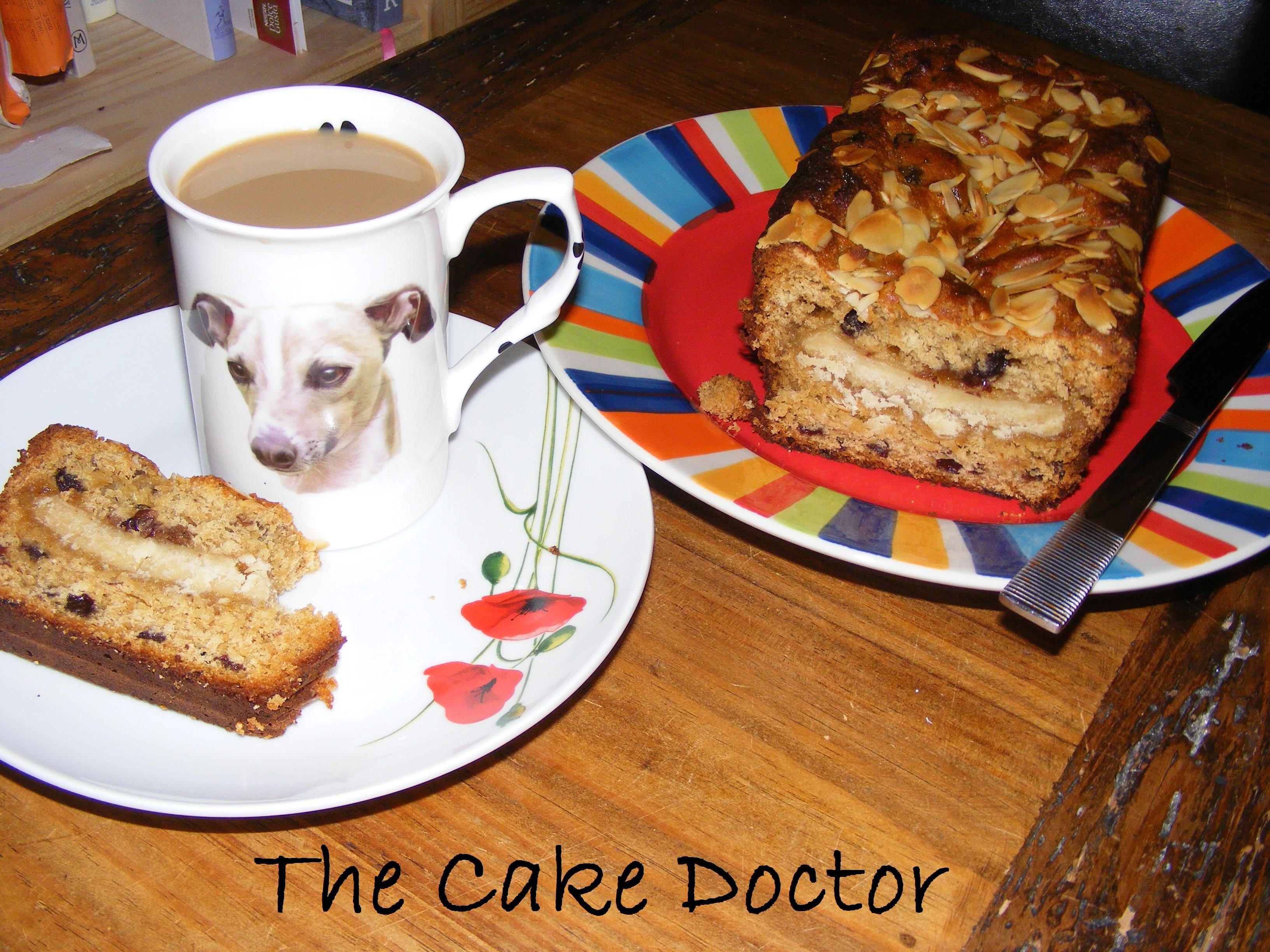 Jar Mincemeat Cake Recipe: Mincemeat And Marzipan Teabread